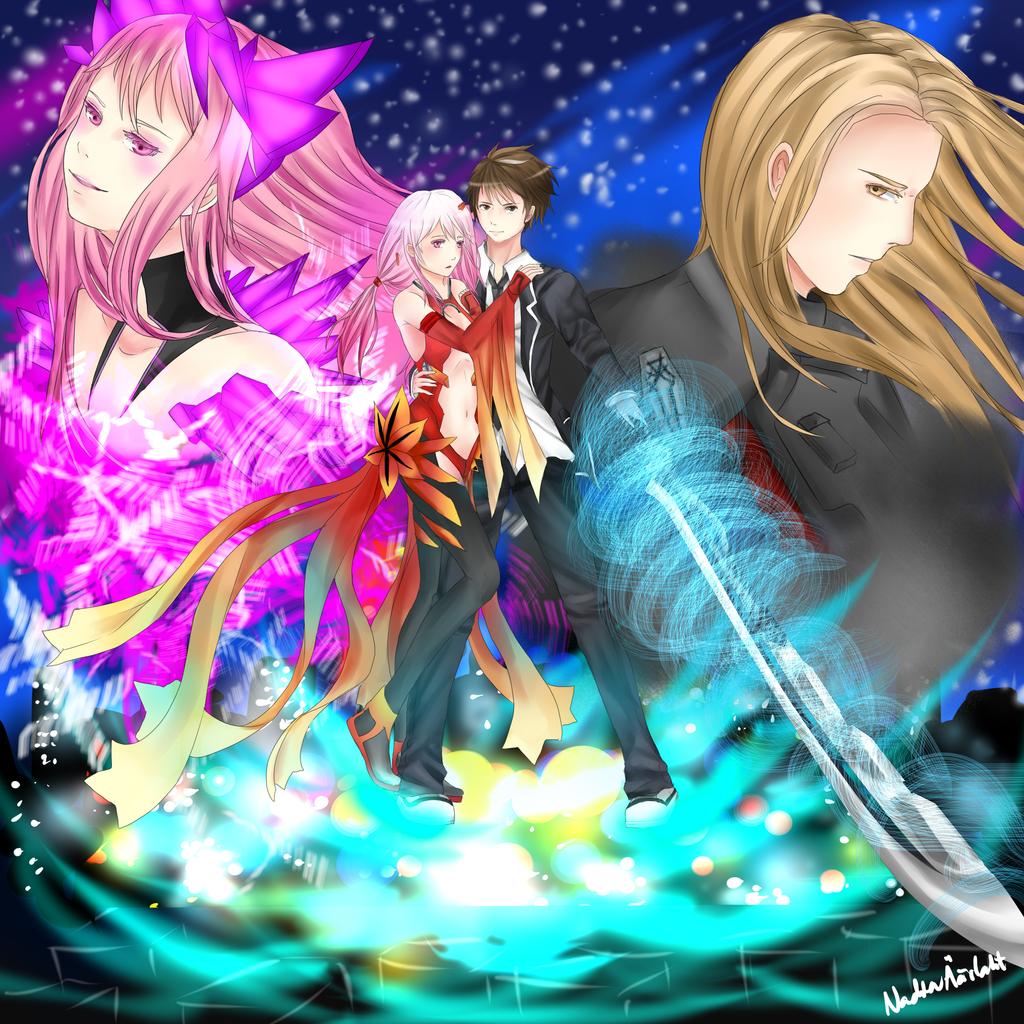 Guilty Crown FanArt By: Me By KuroOshare On DeviantART