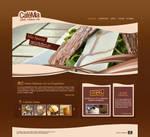 Cafe Mia Web Interface