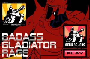 Bad-Ass Gladiator Rage