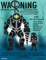 Bioshock 2 Fan Poster - 2010