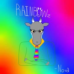 Rainbow Goat