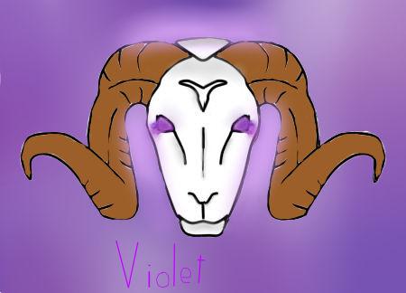 Violet Goat