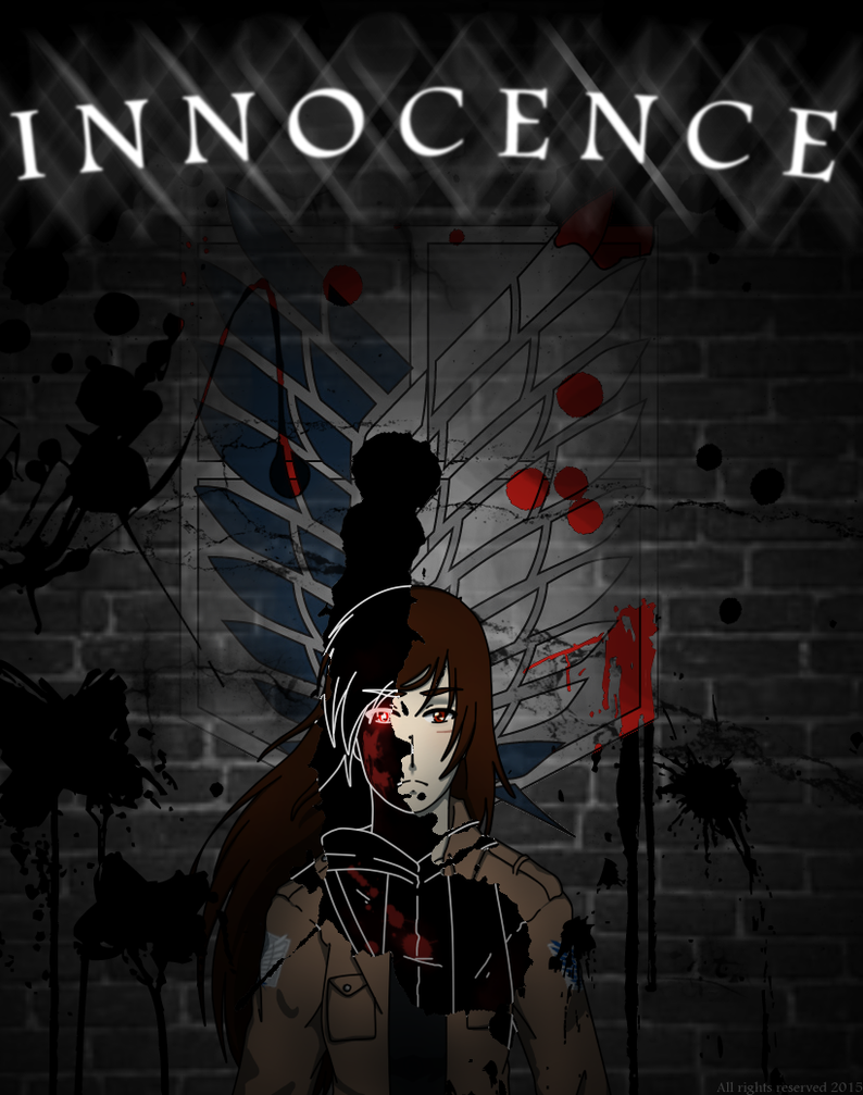 Innocence Cover by FreckledDancho