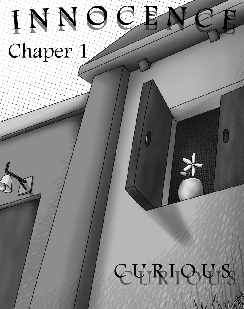 INNOCENCE Chapter 1 Cover by FreckledDancho
