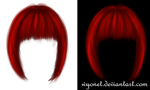 Hair Stock Red