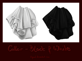 Collar Painted PNG by Wyonet