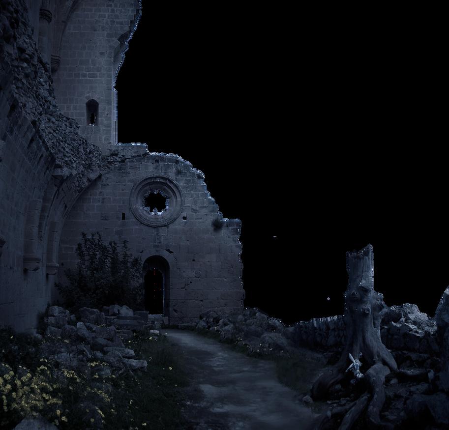 Premade BG Ruins by Wyonet