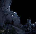 Premade BG Ruins
