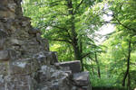 castle ruins Blankenhorn Germany