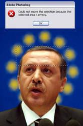 Tayyip Erdogan 'a hata mesaji