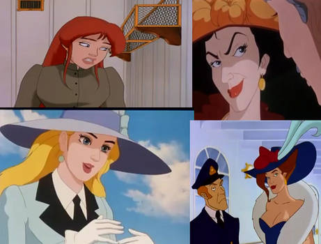 The Titanic Animated Belles