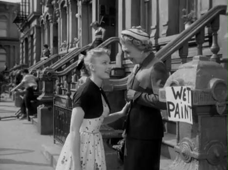 Screencap 177: Love Nest (1951)