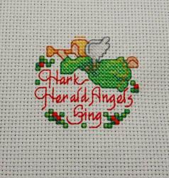 Herald Angel :Christmas Ornament: