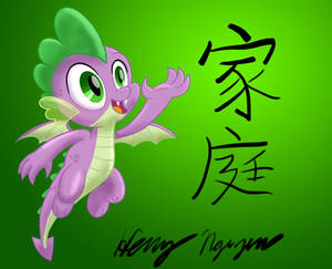 Day 30 - Cute Dragon