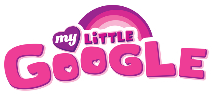 My Little Google [Custom CSS style]