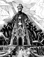 Idolatrine by Hunnypuzzle