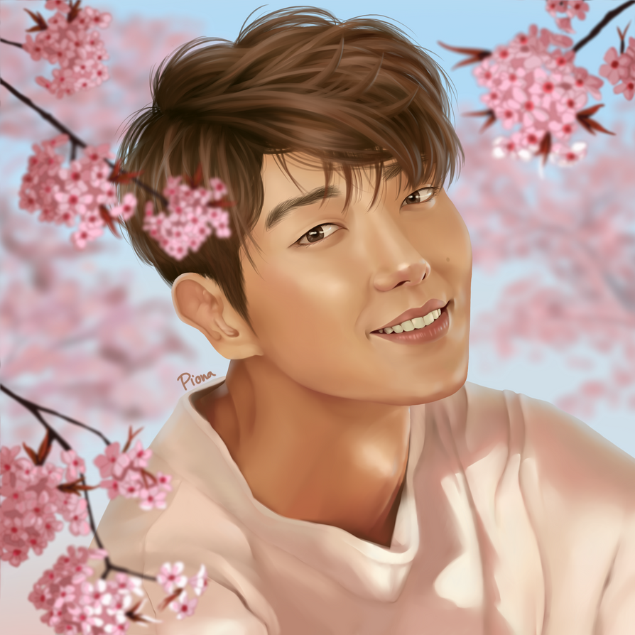 Cherry blossom by Hunnypuzzle