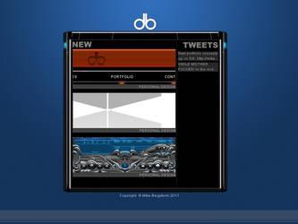 Portfolio Concept 1 by mike-db
