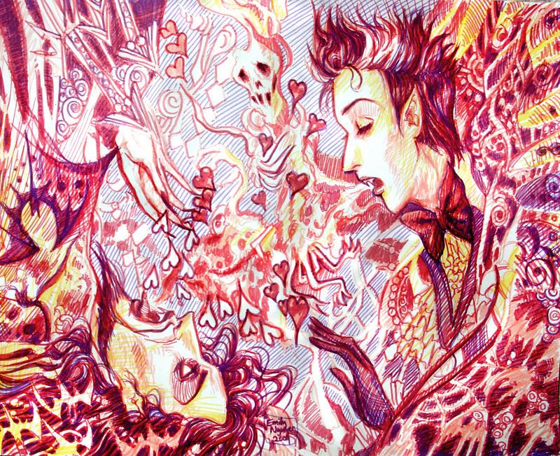 Vampire Communication? by Sleepy-Hillhurst