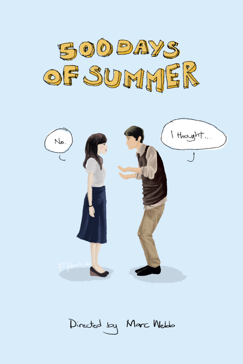 500 days of summer by earthtoeru on DeviantArt