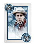7th Doctor Who King of Clubs