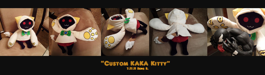 Custom Kitty Kaka by sengster