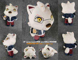 Fox with Cell