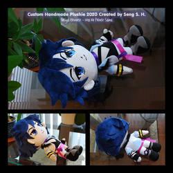 Custom Tokiya Ichinose Plushie