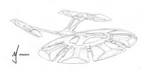 Starship 'Flux'