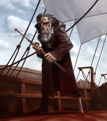 Ahab by Kanyn