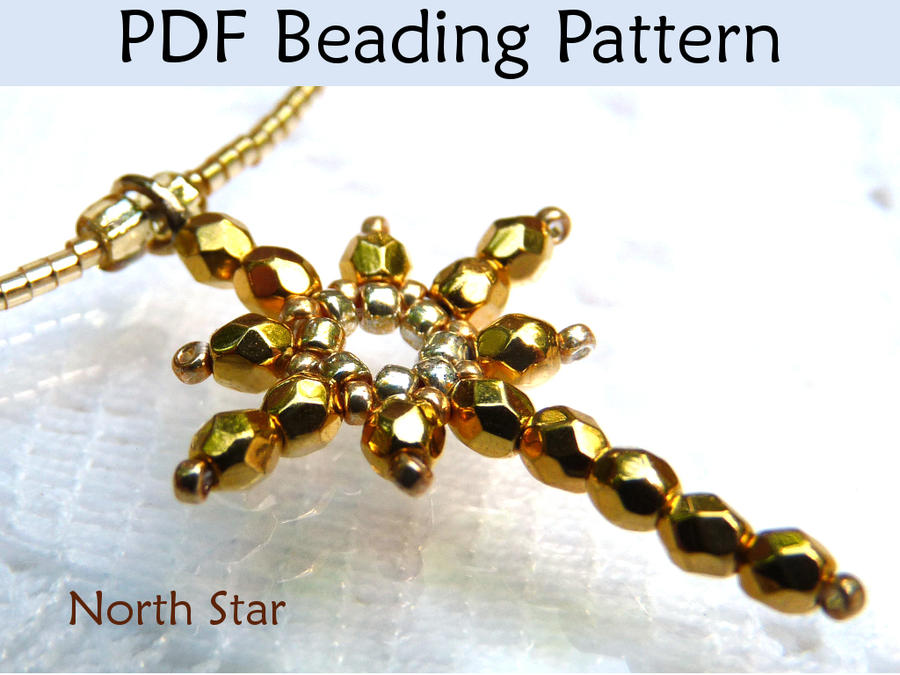pdf beading pattern by simplebeadpatterns on