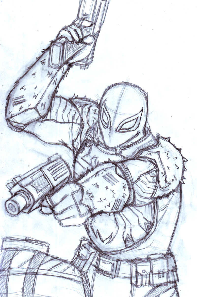Marvel Agent Venom Coloring Coloring Pages
