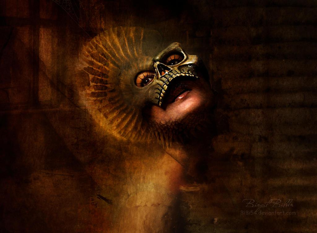 Demonic Memories by BiBiARTs