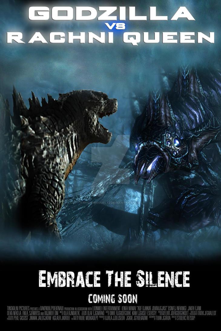 Godzilla Effect Godzilla Vs Rachni Queen By