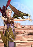 Daenery Targaryen - Mother of Dragons