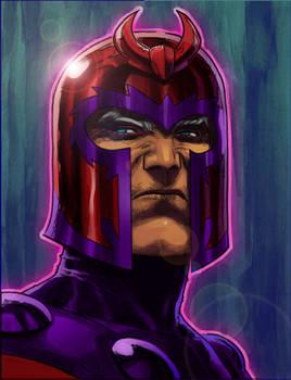 Magneto - Jim Cheung