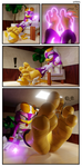 [3D] Growing Wave (Part 1) by FeetyMcFoot