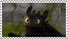 Toothless Stamp by StarlaNorthstar