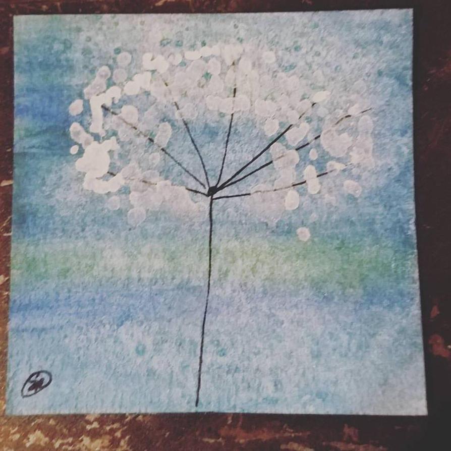 dandelion by grisabele