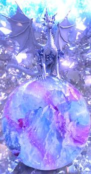 A Crystal Dragon