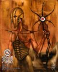 Larvae : Pontiff by SavageSinister