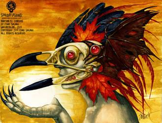 Raptor 5: Corvus by SavageSinister