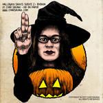 Halloween Saints Series 2: Rhonda by SavageSinister