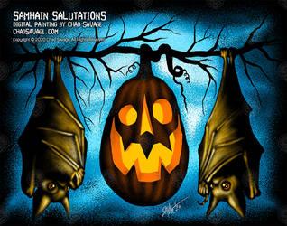 Samhain Salutations
