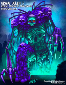 Grave Golem 3