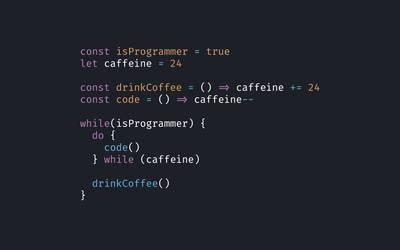 Caffeine (one dark)