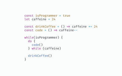 Caffeine (one light)