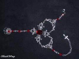 Slave-bracelet by BlackWings-jewelry
