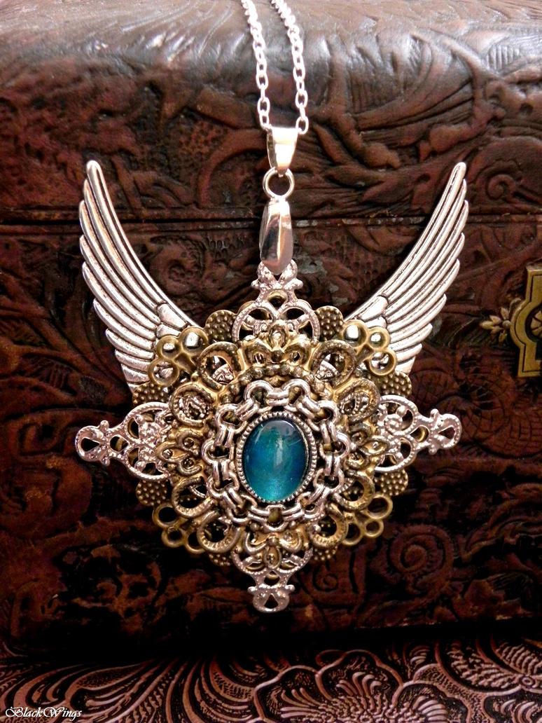 Azure by BlackWings-jewelry