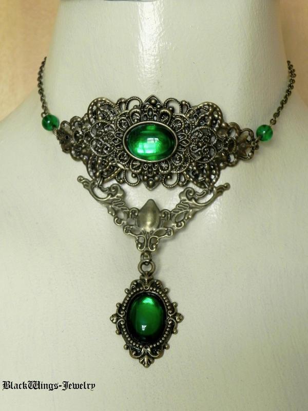 Belshazzar by BlackWings-jewelry